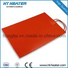 Calentadores de silicona flexibles