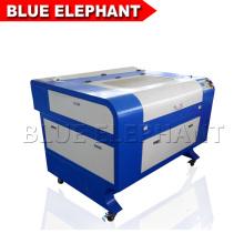 6040 alta qualidade menor desktop MDF máquina de corte a laser de gravação