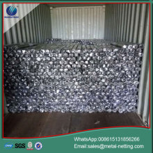 hexagonal wire mesh galvanized chick wire