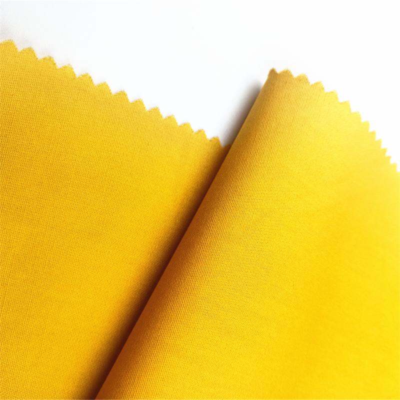 Poplin Spandex Woven Pants Fabrics