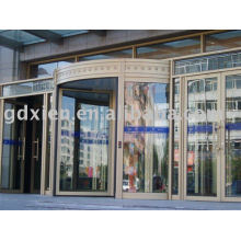 Supply Automatic doors-CN- 3-4 wings automatic revolving door CN-R308