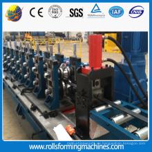 Manuelle geschlitzte Stahl-Winkel-Roll Formmaschine