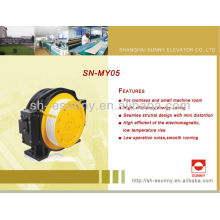 Heben Sie Traktion Maschine Vvvf Aufzug Zugmaschine SN-MY05