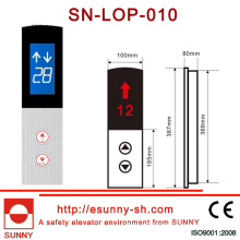 TFT Display Panel for Elevator (SN-LOP-010)