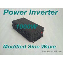 Inversor de energía de onda sinusoidal modificada de 1000 vatios / DC a inversor de CA