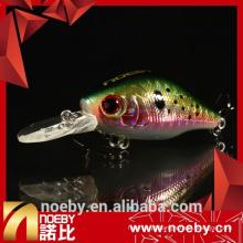 NOEBY novo / 45mm 8g / pesca iscas de corpo duro