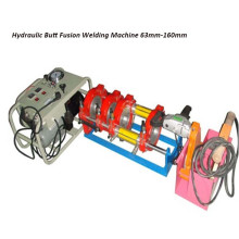 Machine hydraulique de soudure par fusion de bout de tuyau de HONGLI (63mm-160mm)