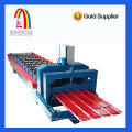 Automatic Corrugated Metal Roof Steel Sheet Making Machine