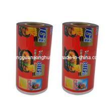 Film d'emballage de nouilles instantanées en plastique d'emballage / nouilles