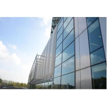 Glass & Aluminum Curtain Wall