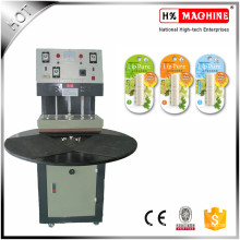 Small Type Blister Card Packing Heat Sealing Machine