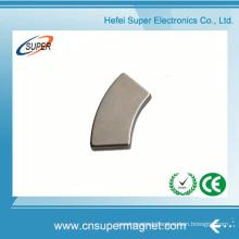 High Performance N52 Arc Motor Neodymium Magnet