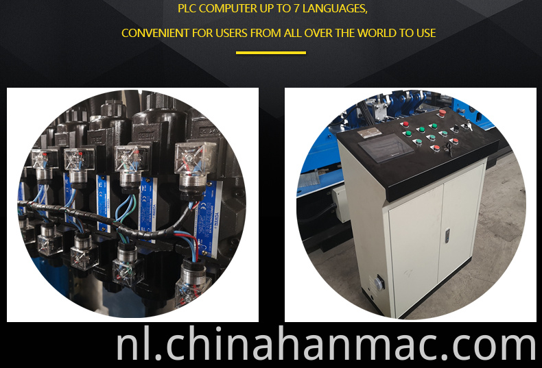 Double La Decker Sheets Roll Forming Machine