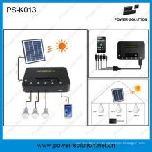 DIY светодиодные панели солнечных батарей системы для домашнего освещения