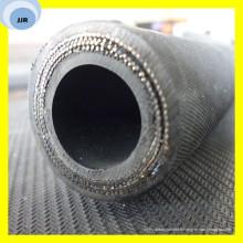 Tuyau hydraulique à haute pression de tuyau de l'huile R13 de tuyau de spirale de fil