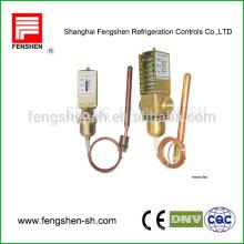 2015 fengshen empresa TWV série temperatura controlada válvula de água