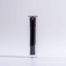 Garrafa Airless quadrada acrílica 40ml