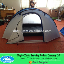 double layer 2 person pop up tent