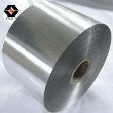 Bande de laque en aluminium pour capsules de médicaments