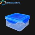 Квадратный герметичный ящик для хранения Многоразовый ланч-бокс