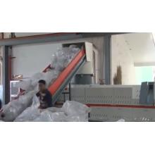 Kunststoff-Pelletiermaschine zur Herstellung von PVC-Granulaten