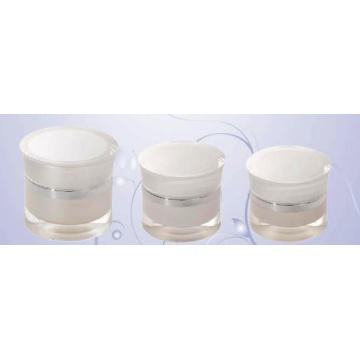 15g/30g/50g Cream Jar, Acrylic Cosmetic Jar