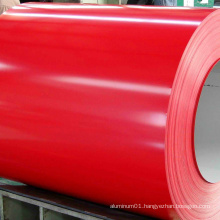 Bendable Roof Sheet 0.2-1.0mm Aluminum Embossed Coil