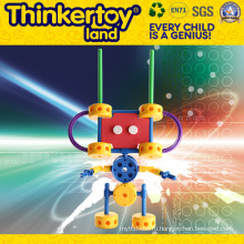 Пластмассовая игрушка DIY Product Building Block Toy