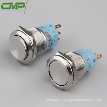 CMP metal push button waterproof on/off switch (TUV CE)