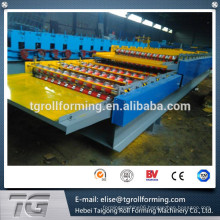 brilliant quality manual roof tile making machine with high graded superiority