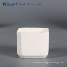 Belos xícaras de xícara de porcelana