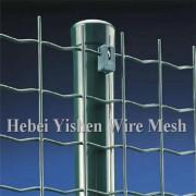 Hàng rào trang trại hàn dây PVC tráng holland