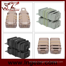 Military MP7 Fast Tactical Gear Magazine Clip Holder Molle Mag Pouch for Sale