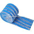 Hign Qualität Schaum Schwamm Rohstoff Schwamm Tuch Material in Rollen für den Verkauf