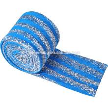 Hign espuma de espuma de calidad material de tela esponja material en rollos para las ventas