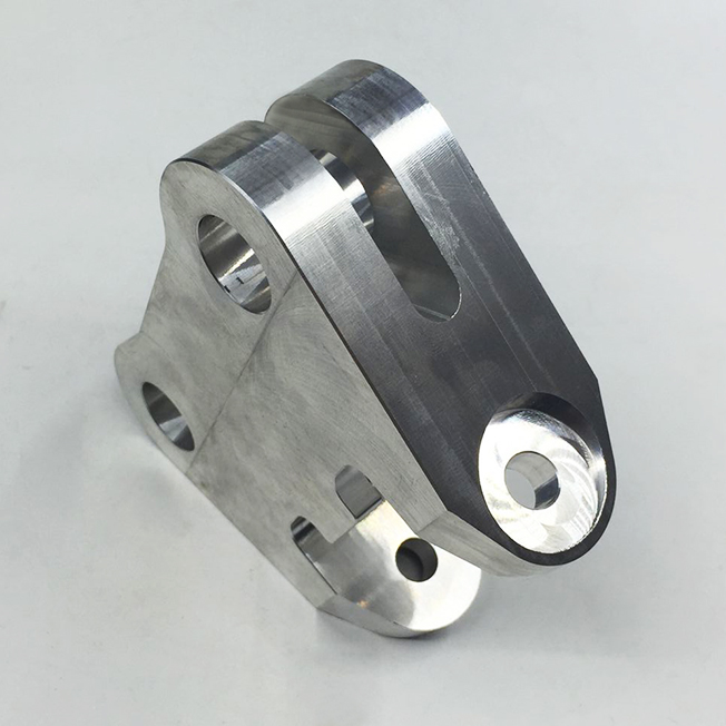 aluminum CNC prototype