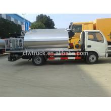 2015 China fábrica Preço Dongfeng 6m3 caminhão asfalto spray, 4x2 caminhão tanque asfalto
