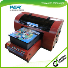 Cheaper Price Small UV Flatbed Printer with CE Certificate for Pen and Business Card