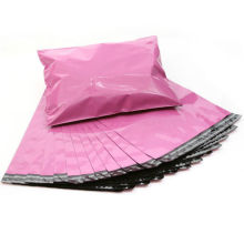 Poly Foil Printed Clothing Carrier Bags for Packing