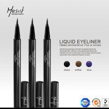 Delineador de ojos líquido resistente al agua para el diseño de maquillaje permanente