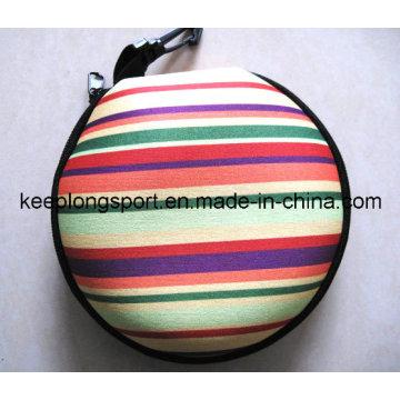 Fashionable Customized Neoprene CD Case, Neoprene CD titular