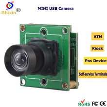 HD 2.0 Megapixel 1600 * 1200 Video Mini Modul USB Kamera (SX-6200A)