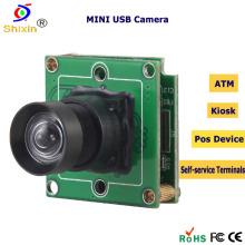 HD 2.0 megapíxeles 1600 * 1200 cámara de video mini módulo USB (SX-6200A)