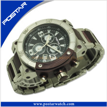 Mutifunction Chronograph High Quality Quartz Wrist Watch Psd-2803