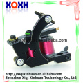 best selling products red color tattoo machine,body piercing stainless steeled tattoo gun