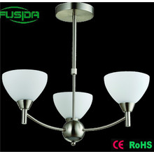 2014 High Lever New Design Chandelier with Glass (P-8155/3)