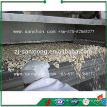 Advanced SBJ-2s-24 Gürtel Typ Industrial Fruit Dehydrator, Obst Trocknen Maschine