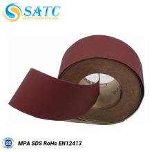abrasive SATC schleifende Tuchrolle mit kundengebundener Größe und gutem Preis