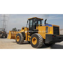 SEM668C 6tons Wheel Loader In Factory
