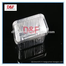 Aluminium, Aluminium Matériau et Conteneur Type Aluminium Foil Container